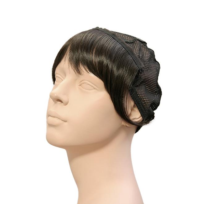 クリップヘア:前髪ナチュラル